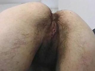 Close-ups Hirsute Hairy Pussy Love Machine