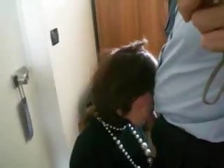 Ballbusting Best wife blowjob
