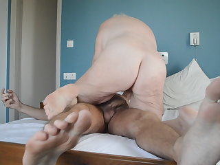 Cum in Mouth Goldenpussy 60 Me On Topp