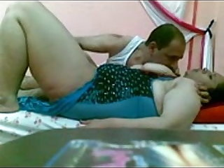 Egyptian horny milf wife with her husband 15