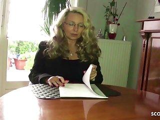 Teacher ROUGH ANAL SEX FOR GERMAN MATURE TEACHER AT PRIVAT TUTORING