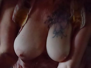Irish Slurry Gilf Trish Wants A Dick in her Trroat, Cunt, and Ass