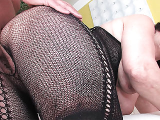 Hungarian 68 years old grandma first time big cock fucked
