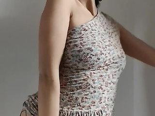 Slave Horny asian kazakh cuckold hubby shares his sexy kazakh wife