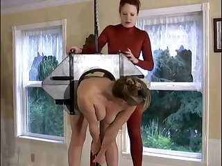 Slave on display