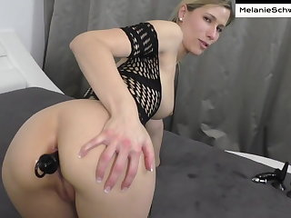 JOI 1. Analsex - Tight Ass Deflowered - Melanie Schweiger