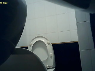 Pussy toilet in the mall-9
