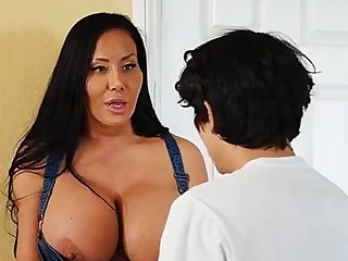 Canadian Sybil Stallone big boobs Nip Slip-up Nip Slip-up