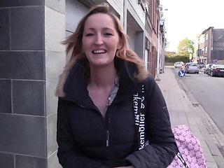 Belgian Slut Fucked