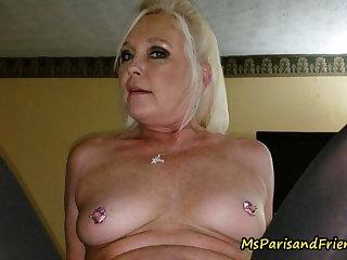 Homemade Ms Paris Moonlights as a Professional Hooker