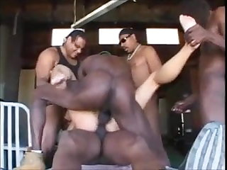 Kissing Addicted to well fucked black cocks filmed by cuckolds