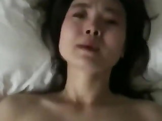 Singaporean Fucking my beautiful sexy Singaporean girlfriend's lovely pussy