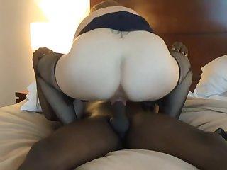 Nigerian Wife lovin BBC!